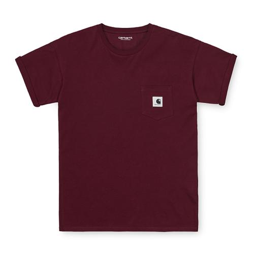 Carhartt WIP T-Shirt Carrie Pocket
