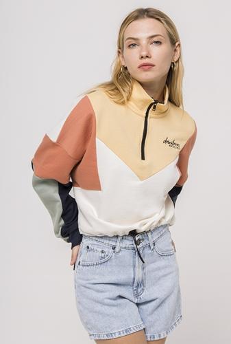 Kaotiko Sweat Crew Blondie Vanilla