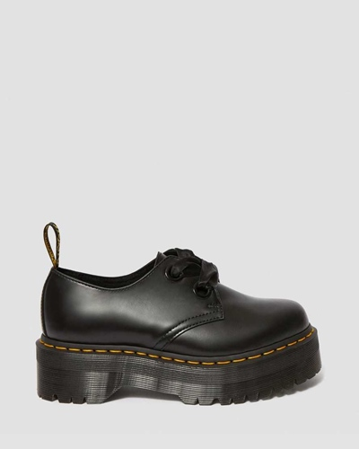 Dr Martens Holly Black Buttero