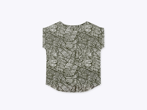 Wemoto T-Shirt Holly Printed