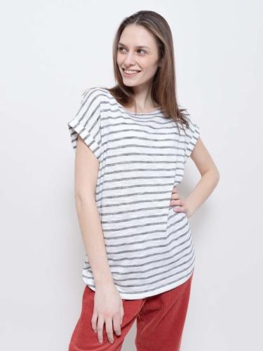 Wemoto T-Shirt Bell Jaquard