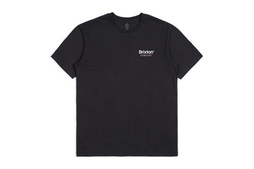 Brixton T-Shirt Palmer Line