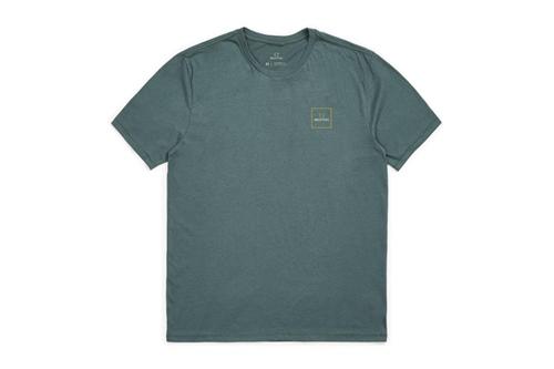 Brixton T-Shirt Alpha Block