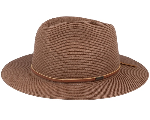 Brixton Hat Wesley Straw Packable
