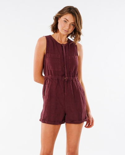 RC Overall Panorama Romper