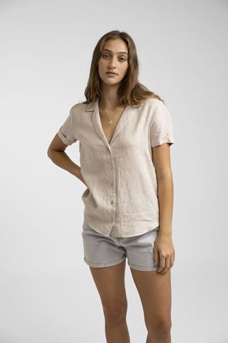 Rhythm Bluse Classic Short Sleeve