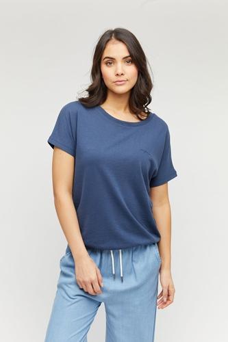 Mazine T-Shirt Marble T