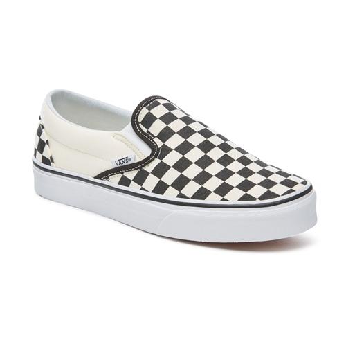 Vans Classic Slip On Ckeckerboard BlkWhi
