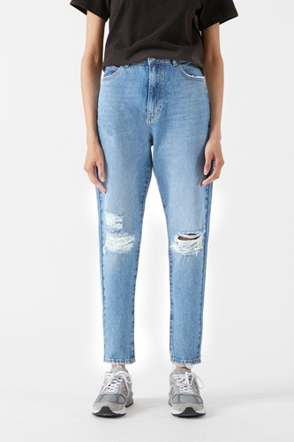 Dr Denim Jeans Nora BJ Ripped