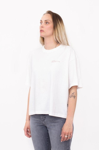Dr Denim T-Shirt Valeria White