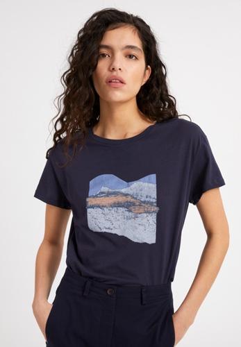 AAngels T-Shirt Nelaa Landscape Collage