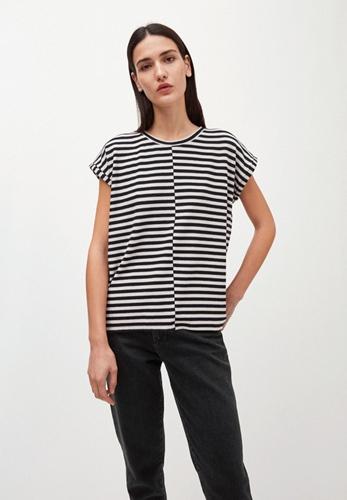 AAngels T-Shirt Jaarin Knitted Stripe