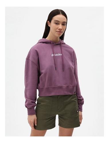 Dickies Hooded Loretto Boxy Purple