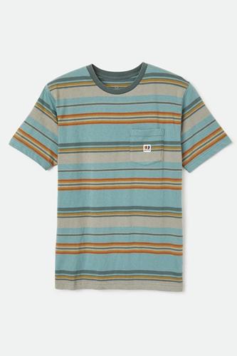 Brixton T-Shirt Hilt Alton