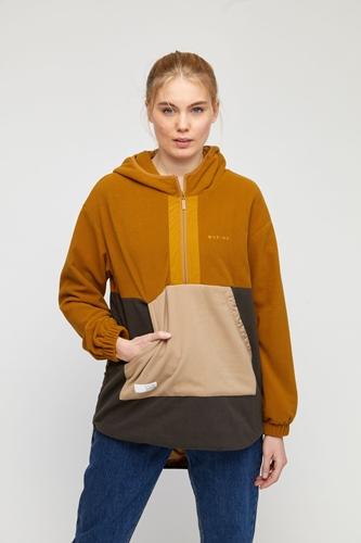 Mazine Fleece Yuma Ponchp