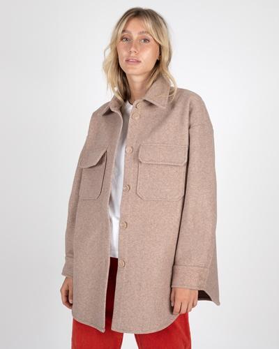 Wemoto Jacket Teresa Sand