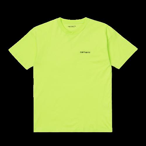 Carhartt WIP T-Shirt Script Embroidery